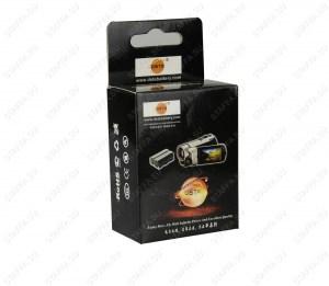 Аккумулятор для Pentax D-LI109 2100mAh для K-30, K-50, K-500, K-r, Efina Image 4