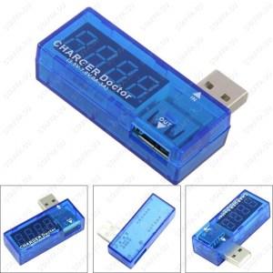 L1P USB тестер (вольтметр/амперметр) Image 2