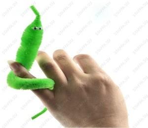 Magic Twisty Worm - волшебный червячок Байла (Мейзи) в упаковке Image 2