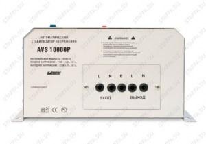 Стабилизатор напряжения Powerman AVS 10000P (однофазный релейный - нового образца) Image 1
