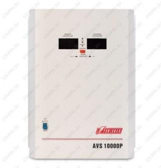 Стабилизатор напряжения Powerman AVS 10000P (однофазный релейный - нового образца) Image 2