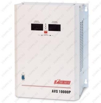 Стабилизатор напряжения Powerman AVS 10000P (однофазный релейный - нового образца) Image 0