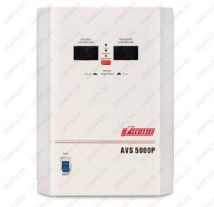 Стабилизатор напряжения Powerman AVS 5000P (однофазный релейный - нового образца) Image 2