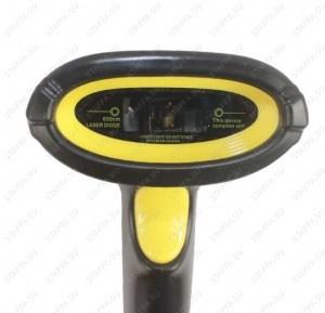 Сканер штрих-кода ручной лазерный Image 1